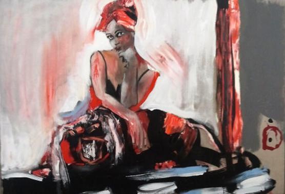 Titel: Gavalka, Kunstenaar: Fabrice Lemarois