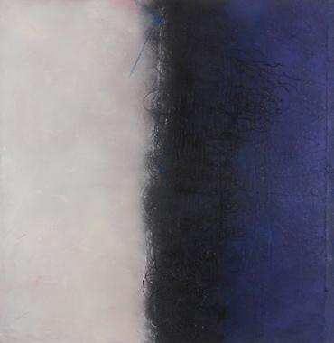 Titel: Nuit, Kunstenaar: Martine Lemoine