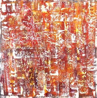 Titel: Paint in my blood, Kunstenaar: Maillart, Stephanie
