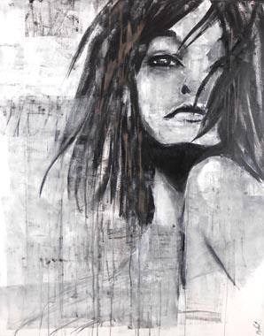Titel: All I want, Kunstenaar: Maillart, Stephanie