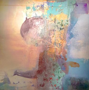Titel: Dauphins, Kunstenaar: Danielle Godeau