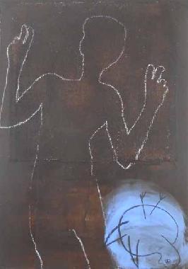 Titel: Peace, Kunstenaar: Prignon, Monique