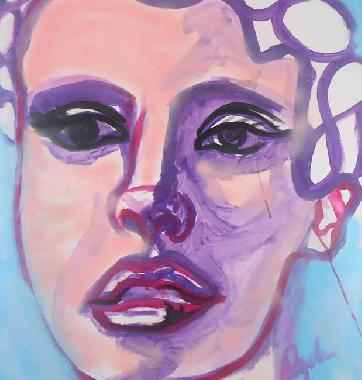 Titel: Vanish twins 1, Kunstenaar: Rigole, Veronique