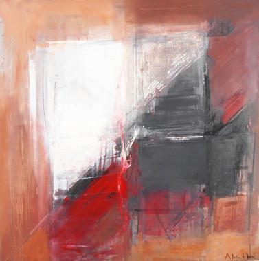 Titel: Terre 5, Kunstenaar: HUET, Alain