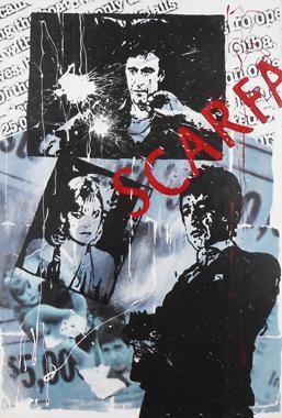 Titel: Scarface, Kunstenaar: Didier MEISSONNIER