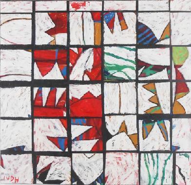 Titel: IVDH11, Kunstenaar: van den Hove, Isabelle