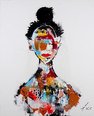 Titel: Selma 12, Kunstenaar: Saraoui, Selma