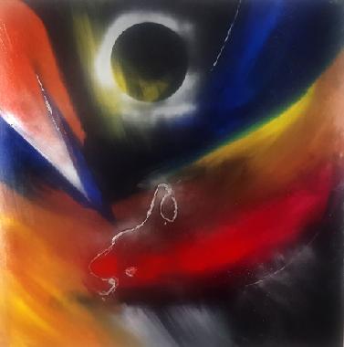 Titel: Vision, Kunstenaar: De Bruyne, Paul