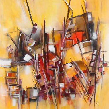 Titel: La Blason des Nautes, Kunstenaar: CAYET, Muriel