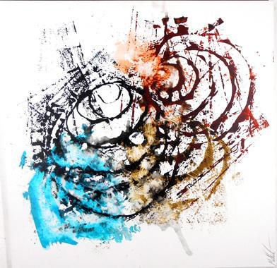 Titel: Song of a siren, Kunstenaar: Maillart, Stephanie