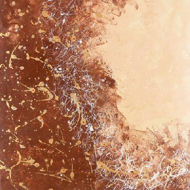 Titel: Triton Indien, Kunstenaar: Celestri, Monique