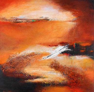 Titel: De l'autre cot�, Kunstenaar: RODRIGUEZ, Claire