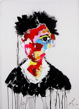 Titel: Selma 13, Kunstenaar: Saraoui, Selma