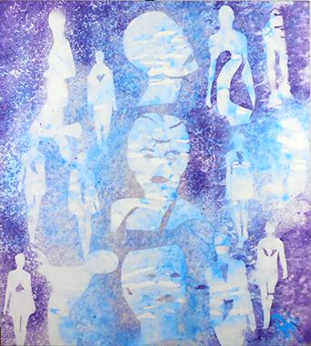 Titel: Arctoria II, Kunstenaar: Rigole, Veronique