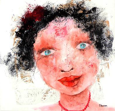 Titel: V�ronique, Kunstenaar: BOURIANNE, Myriam