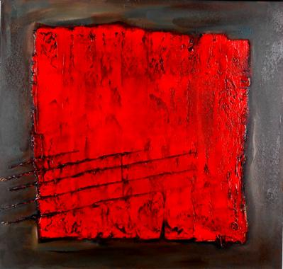 Titel: Red Square, Kunstenaar: Quinot, Patrick