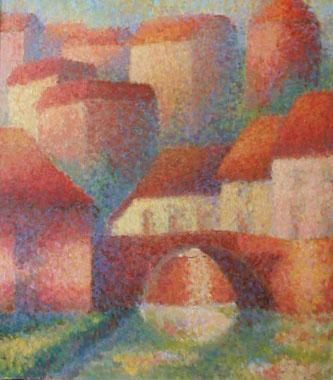 Titel: Sémur, Kunstenaar: Karin Hintz