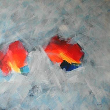 Titel: Iceberg, Kunstenaar: CHAMLY, Yves