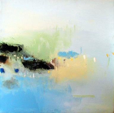 Titel: Reflets 14, Kunstenaar: DECK, Jean-Marc