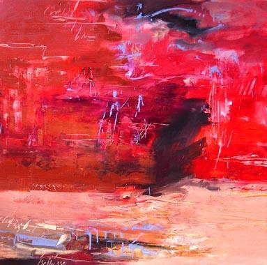 Titel: Deux �l�ments 5, Kunstenaar: Belluzzo, Antonio