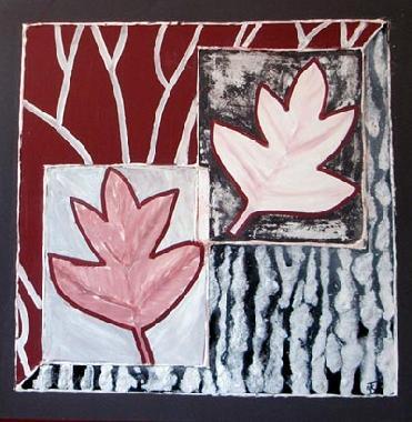 Titel: Arbre 10, Kunstenaar: Trine, Marie-Chantal