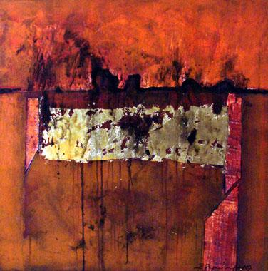 Titel: Landscape 001, Kunstenaar: Peperkamp, Roeland