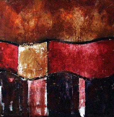Titel: Landscape 05, Kunstenaar: Roeland Peperkamp