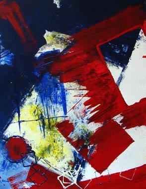Titel: Les plaies se referment, Kunstenaar: Lazuli, Lena