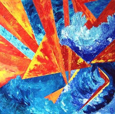 Titel: Brise - Lames, Kunstenaar: Demil, Mich�le
