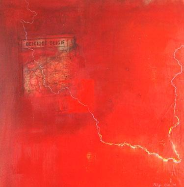 Titel: De l'interieur 3, Kunstenaar: Cloes , Philippe
