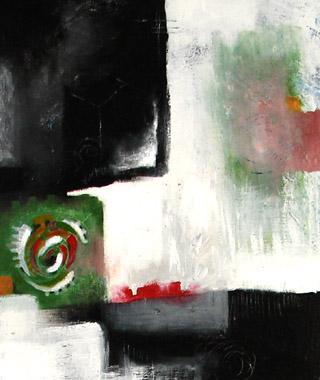 Titel: La caverne, Kunstenaar: Christophe FORGET