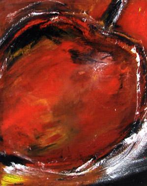 Titel: Fruits 12, Kunstenaar: GENOT, Pierre