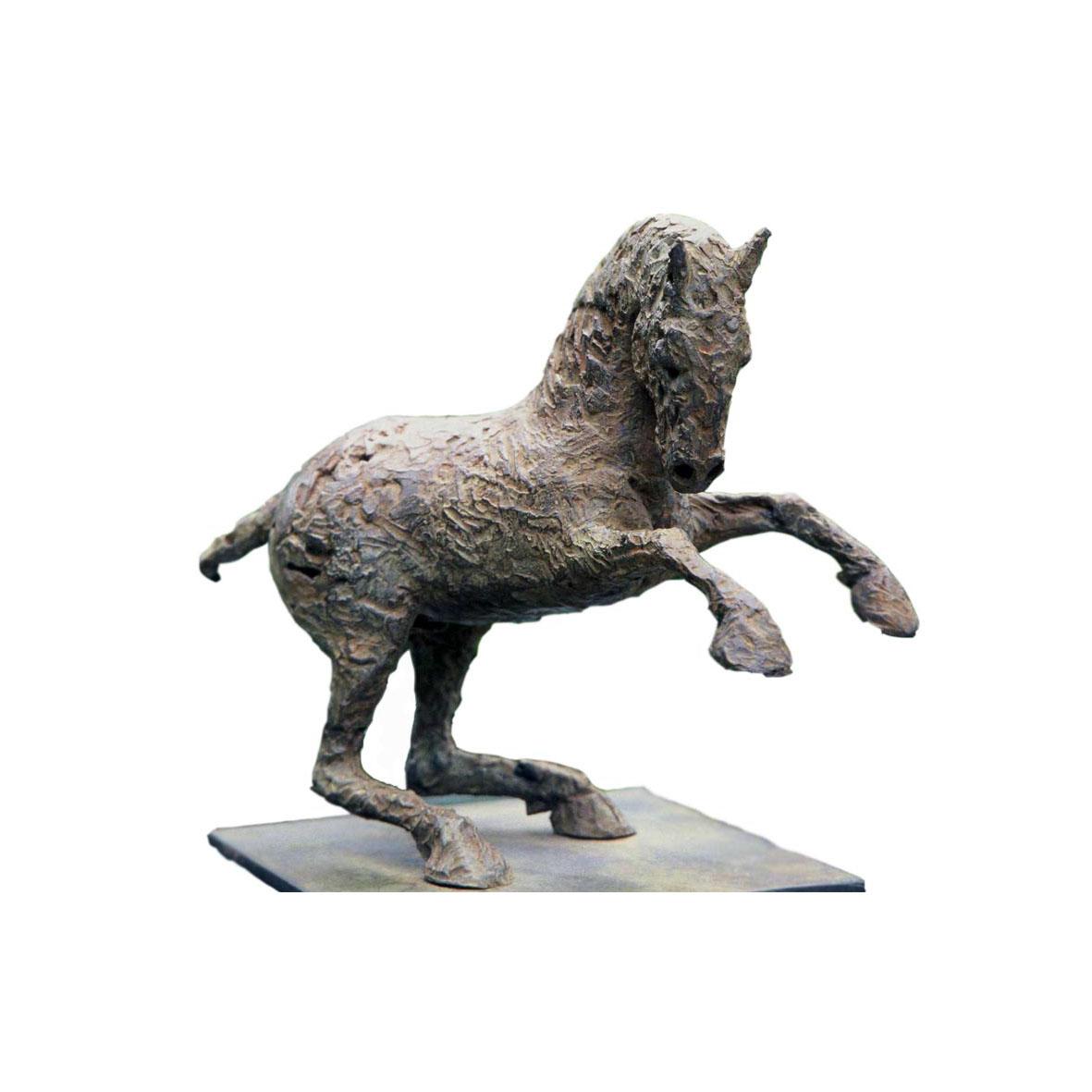 Titel: Equus, Kunstenaar: Edward Vandaele