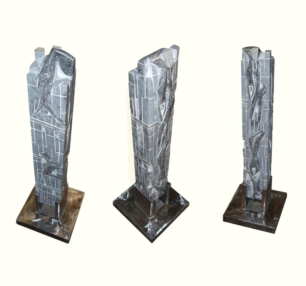 Titel: Ressources Humaines, Kunstenaar: Martine Magritte