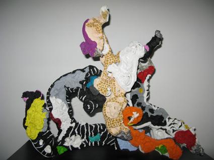 Titel: Carnaval des Animaux, Kunstenaar: Makandra